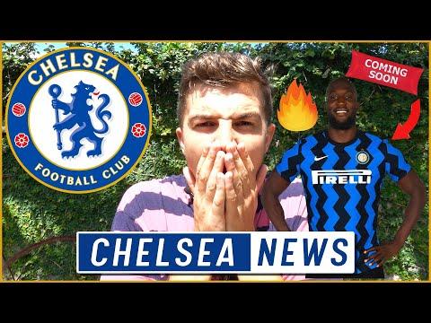 Chelsea FC NEWS | CHELSEA FC On The VERGE of Signing ROMELU LUKAKU!