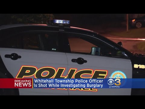 Police Officer Shot In Whitehall Township