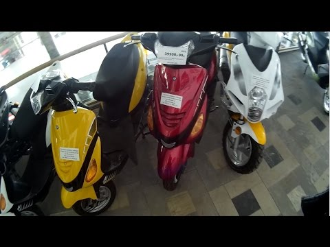 [Life] Скутеры, мотоциклы, шаурма и много дыма!