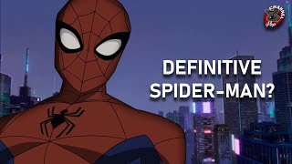 Was The Spectacular Spider-Man Peak Spidey?