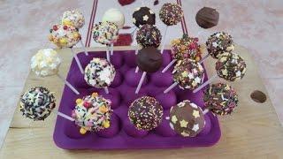 Recette pop cakes - facile