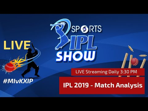 #IPL2019 Match Day 19  | Mumbai Indians vs Kings XI Punjab | #MIvKXIP
