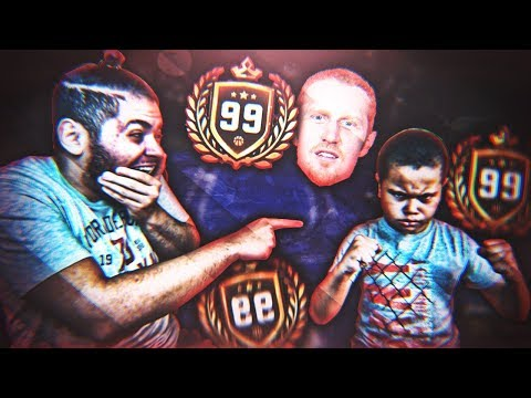 1v1 9 YEAR OLD BROTHER VS MINDOFREZ! TRICKED HIM INTO THINKING BRIAN SCALABRINE IS A 99 OVR!NBA 2K18