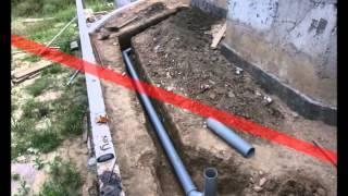 видео Виды канализационных труб