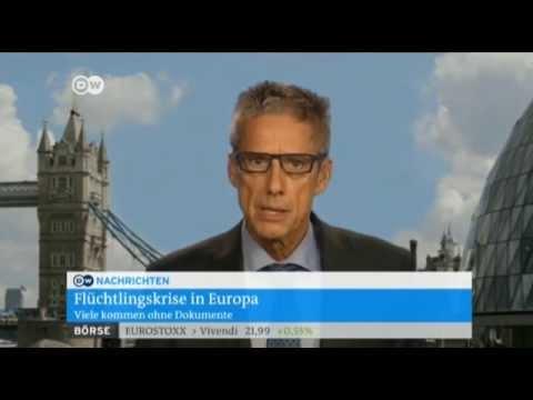 Professor Christian Dustmann on Deutsche Welle, Wirtschaft programme 16.10.2015