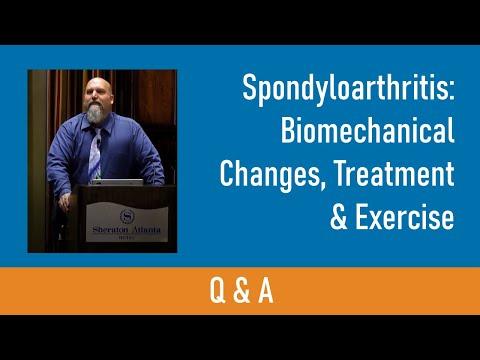 [Q&A] Spondyloarthritis: Biomechanical Changes, Treatment & Exercise Information Session