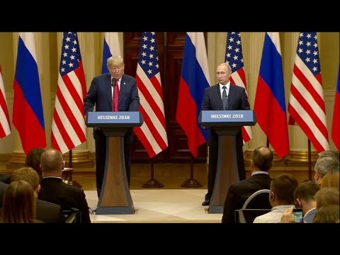 Trump e Putin elogiam diálogo bilateral