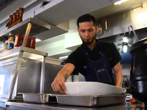 Pinoy chef serves up Filipino cuisine to Cirque de Soleil cast and crew