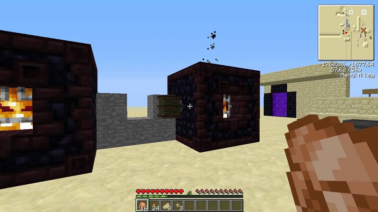 Thaumcraft 3 Tutorial, Infernal Furnace