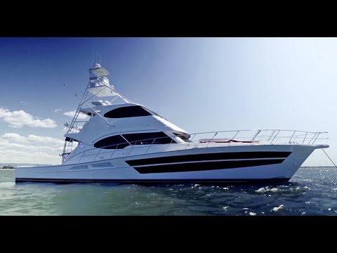 Riviera Yachts FLIBS 2017 & Vive Miami