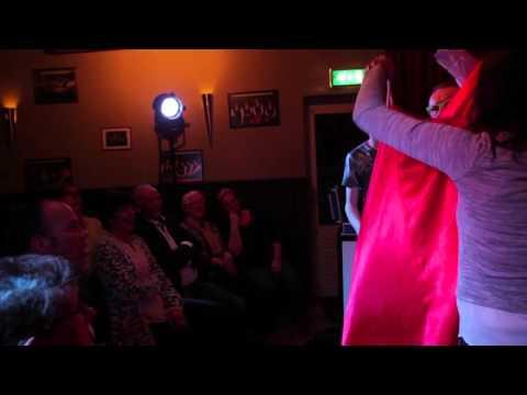 Magic Diner Show van goochelaar Leo Smetsers