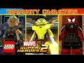 LEGO Marvel Super Heroes 2: Community Characters - Episode 2: Marvel 2099
