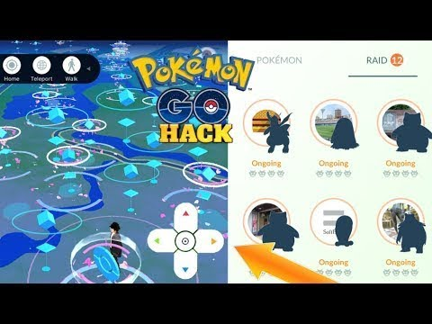 How To Spoof Pokemon Go In Android With Joystick | 2019.