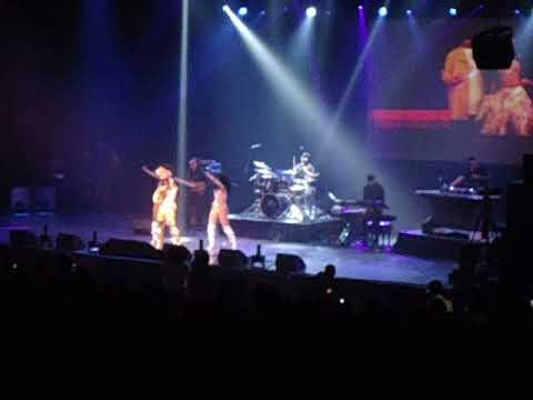 Ashanti What's Love - Foxwoods Casino MGM Grand CT