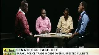 Journalists' Hangout 17th May 2018 | Buhari unites Ekiti APC Governorship Aspirants