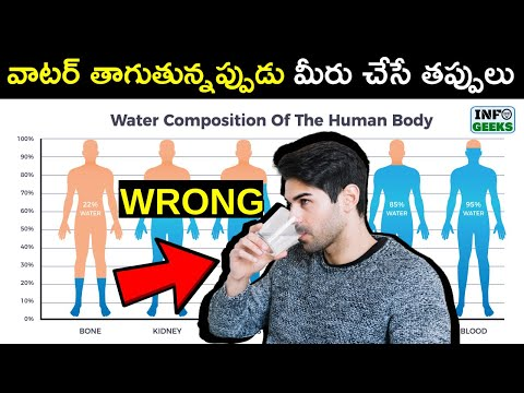 6 Reasons You've Been Drinking Water The Wrong Way