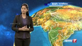 Weather Forecast | 02.05.2016 | News7 Tamil