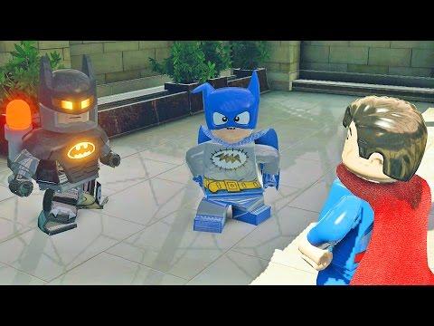 LEGO Batman 3 Beyond Gotham: Legião do Mal e Sala da Perdição