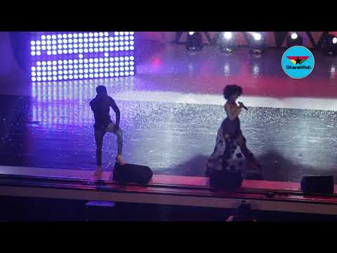 MzVee and Kuami Eugene liven up #D2R2017