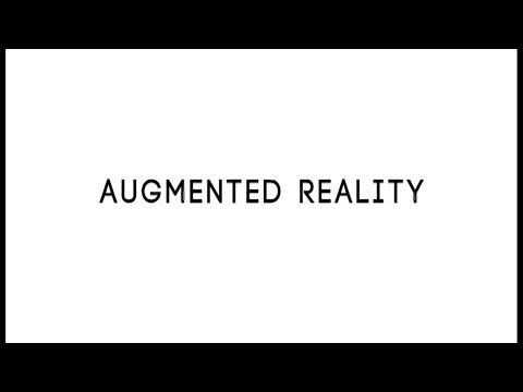 Developing Technology: Augmented Reality