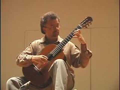 Aaron Shearer at Manuel Barrueco's Master Class - Michael Lawrence Films