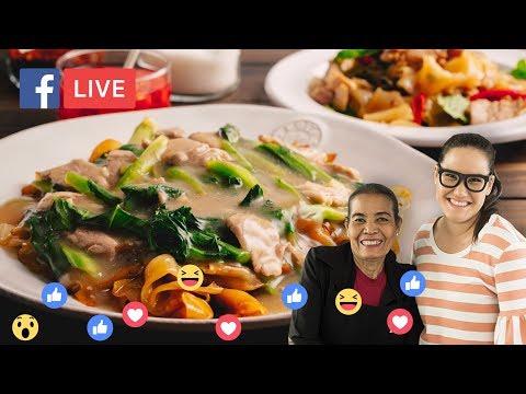 Drunken Noodles & Thai Pork & Gravy Noodle - Marion's Kitchen