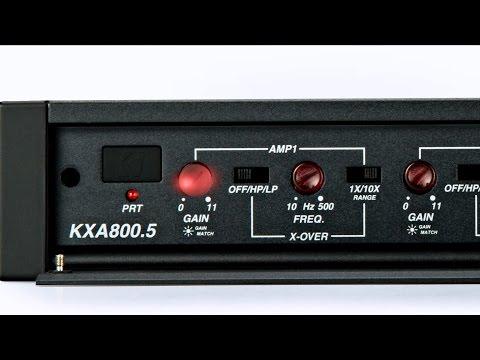 KX Amplifiers