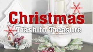 Christmas Trash to Treasure - Collaboration