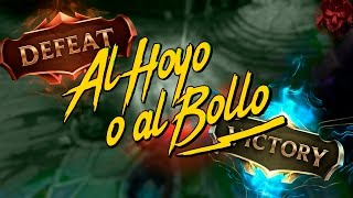 Al Hoyo o Al Bollo | League of Legends | Shännya, iCarjoe & SeeS