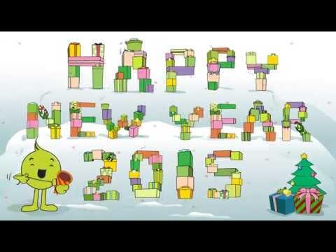 AIS Happy New Year 2015