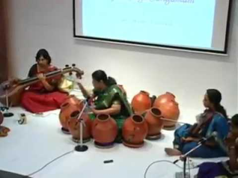 Sthree Thaal Tharang performing at Bangalore      Financial