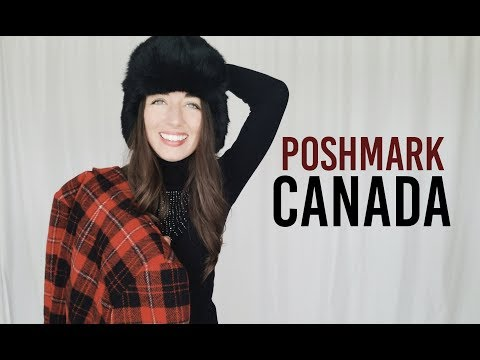 Poshmark Canada & Favorite Canadian clothing brands