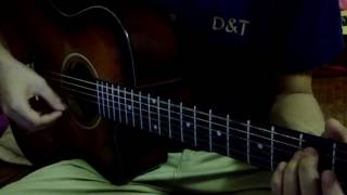 Em của quá khứ cover guitar
