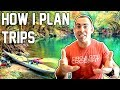 How I Plan Overnight Kayaking Trips - TIPS and the PROCESS