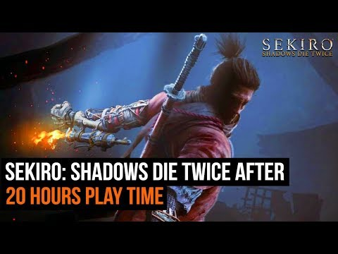 Sekiro: Shadows Die Twice review impressions  Not for me