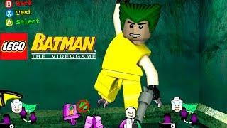 CRIANDO O WOLVERINE no LEGO Batman The Videogame
