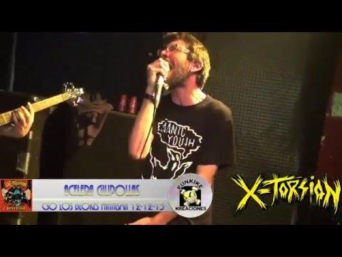 X-TORSION- Acelera gilipollas (CSO Los Blokes Fantasma 12-12-15)