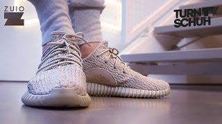 "Adidas YEEZY Boost 350 ""MOONROCK"" - On-Feet Review"