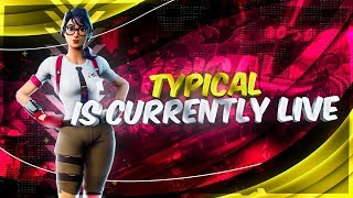 Fortnite Battle Royale Zone Wars With Subscribers| Use Code: ImTypical-YT|