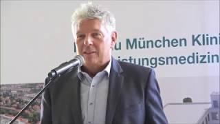 Richtfest Neubau Klinikum Schwabing @ OB Dieter Reiter am 16 10 2018 Teil IV