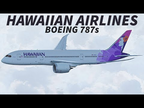 HAWAIIAN AIRLINES ditch the AIRBUS A330neo for 7879s