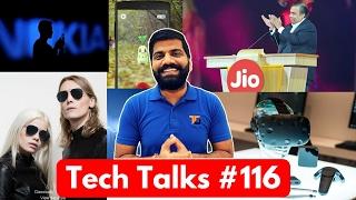 Tech Talks #116 Blackberry Nokia War, TATA Microsoft, Free BSNL SIM, Moto G5 Specs Leaked