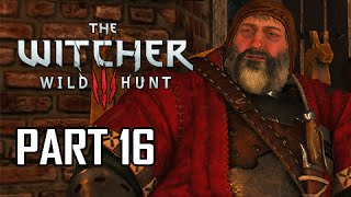 The Witcher 3: Wild Hunt Walkthrough Part 16 - Blood Baron (PC Let's Play Commentary)