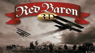 Red Baron 3D gameplay (PC Game, 1998)
