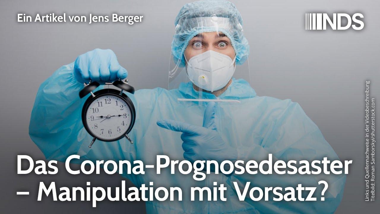 Das Corona-Prognosedesaster – Manipulation mit Vorsatz? | Jens Berger | NDS-Podcast | 02.06.2021