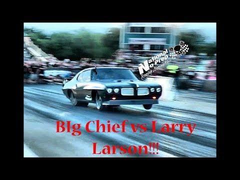 Big Chief vs Larry Larson at Armageddon