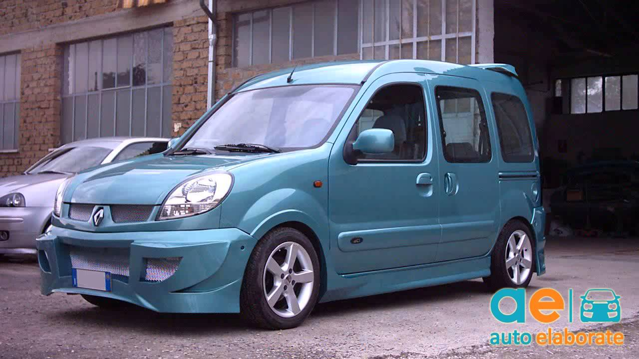 kangoo 2 renault kangoo 2 by a s l design tuning youtube. Black Bedroom Furniture Sets. Home Design Ideas