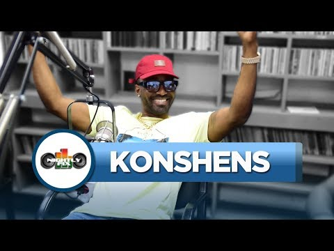 Konshens talks upcoming album, keeping his wedding secret + weighs in on Zum vs Notnice