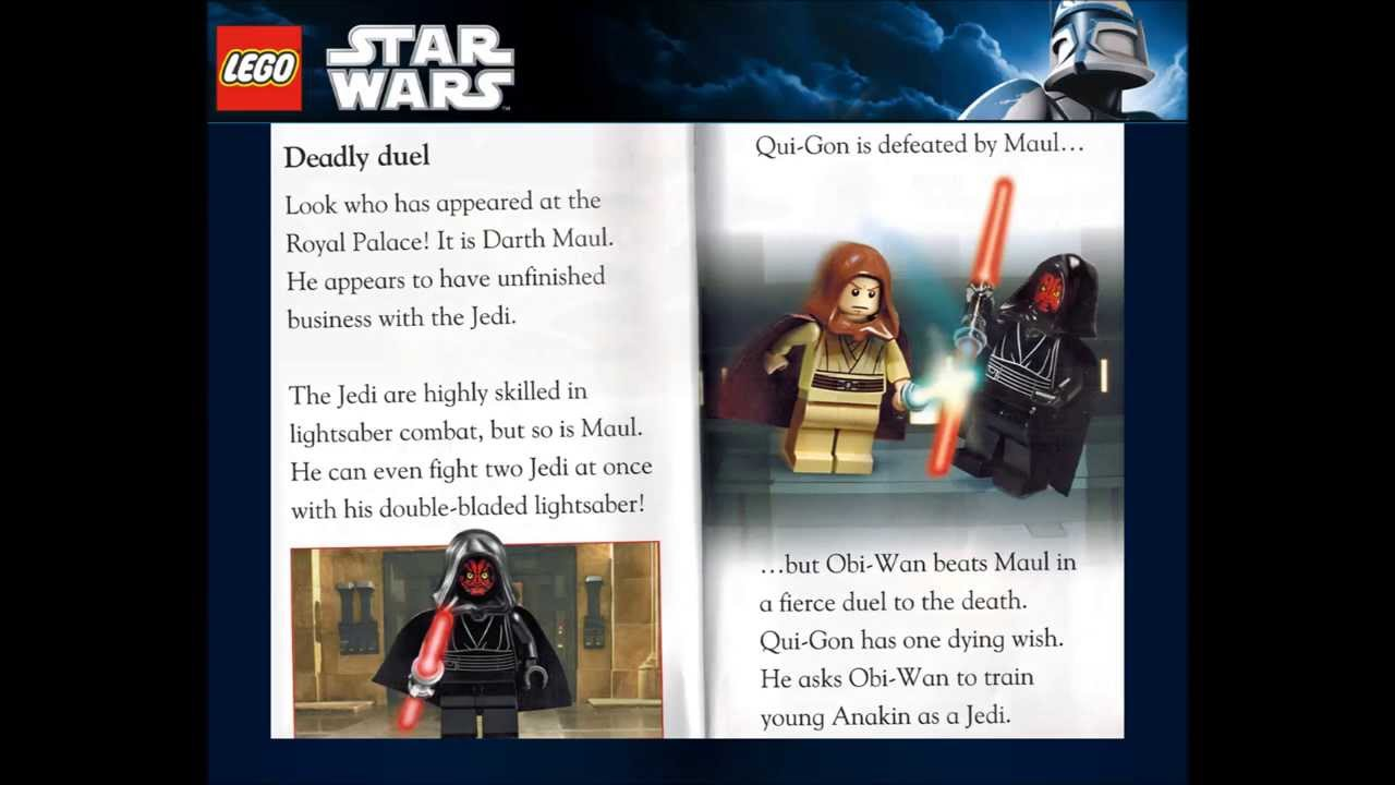 The Phantom Menace Book