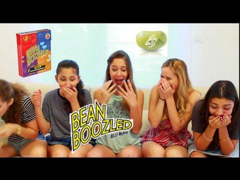 Bean Boozled Challenge   אתגר הסוכריות המגעילות